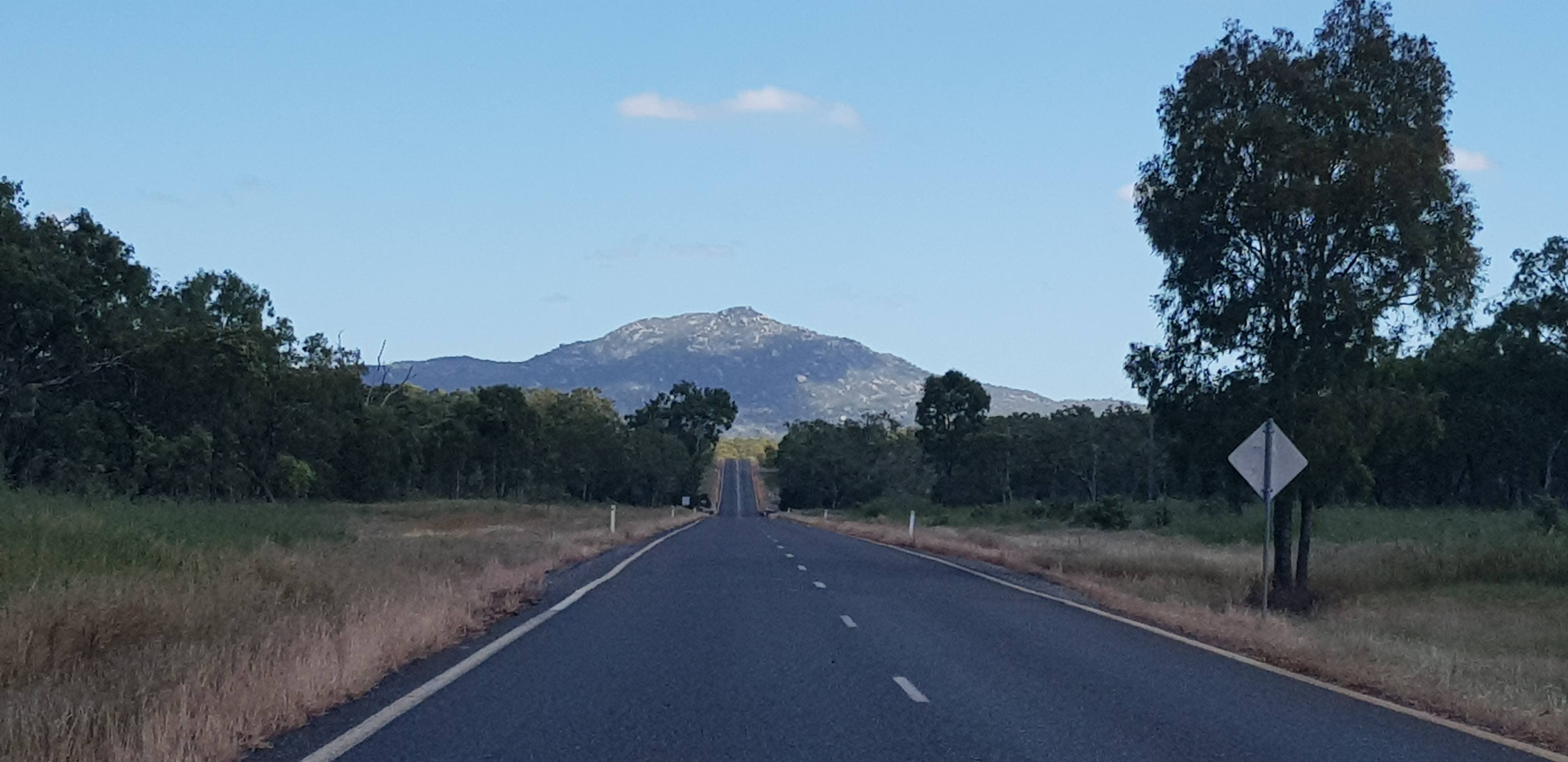 The road to Cooktown - Black Mountain