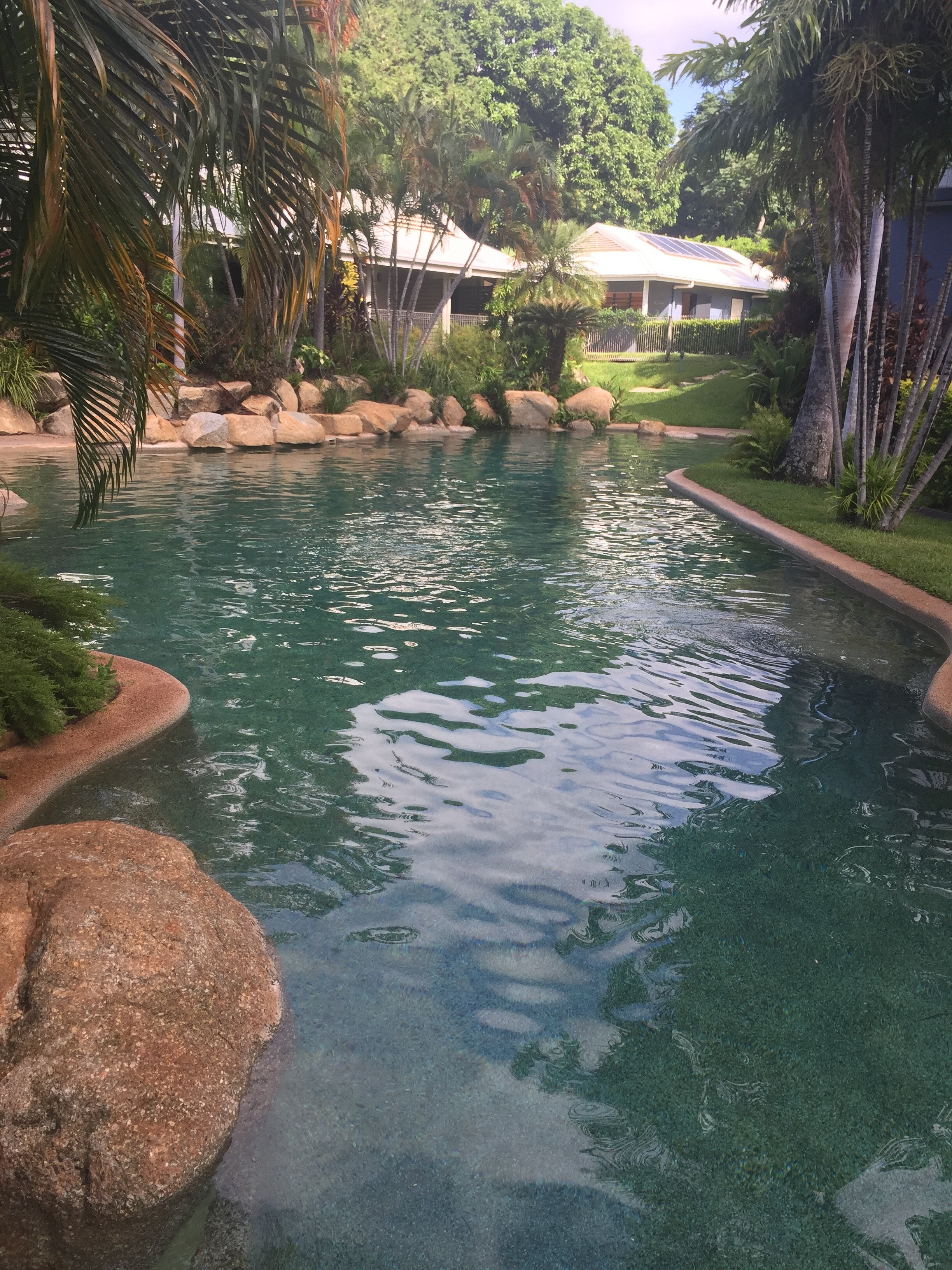 Sovereign resort pool